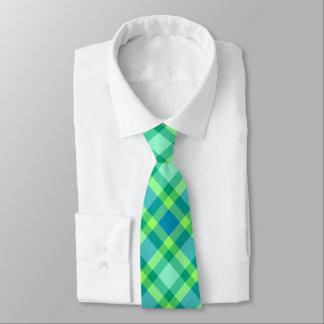 Mitte- des Jahrhundertsmodernes kariertes - Krawatte