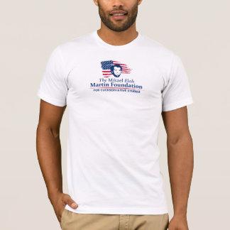 Mitte für cuckservative Studient-stück T-Shirt