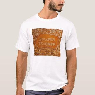 Mitteilung in meiner Suppe: Das Shirt des Lehrers