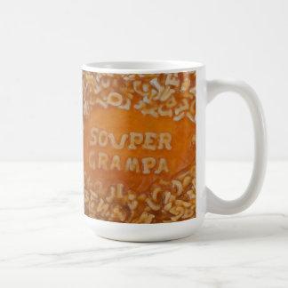 Mitteilung in meiner Suppe: Grampa Tasse