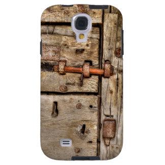 Mittelalterliche Cardiff-Schloss-Tür, Chepstow Galaxy S4 Hülle