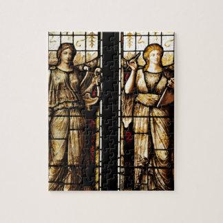 Mittelalterliche Kunst Puzzle