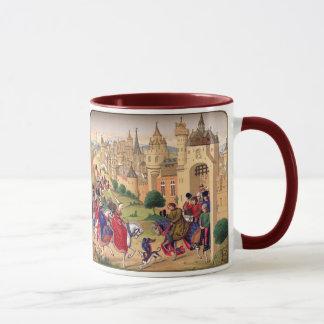 Mittelalterliche Kunst-Tasse Tasse