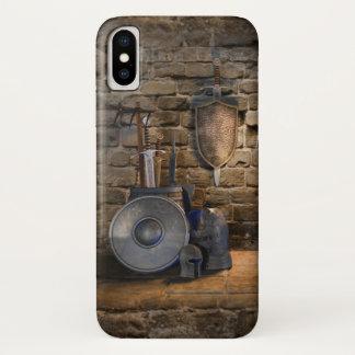 Mittelalterlicher Kampfmittel iPhone X Fall iPhone X Hülle