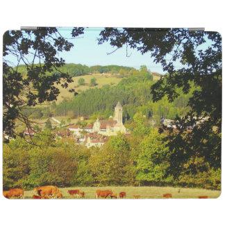 Mittelalterliches Dorf von Plazac iPad Abdeckung iPad Hülle