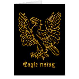 Mittelalterliches Wappenkunde-Eaglesteigen Karte