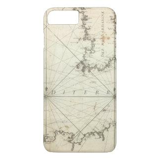 Mittelmeer 2 iPhone 8 plus/7 plus hülle