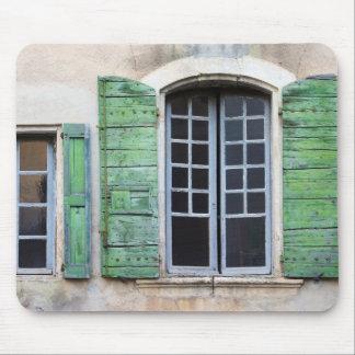 Mittelmeerfenster Mousepad