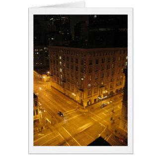 Mitternacht in St. Louis Karte