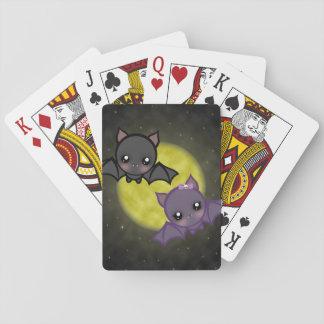 """""""Mitternachtsflug-"""" Spielkarten"""