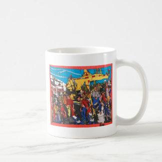 Mittler Kaffeetasse