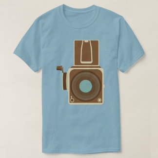 Mittlere Format-Kamera T-Shirt