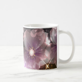 Mittlere Frühlings-Nacht Kaffeetasse