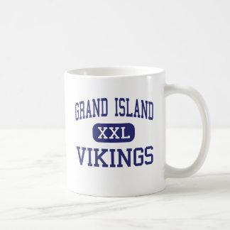 Mittlere großartige Insel großartige Kaffeetasse