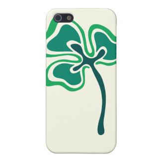 Mittlere Kleeblätter Hülle Fürs iPhone 5
