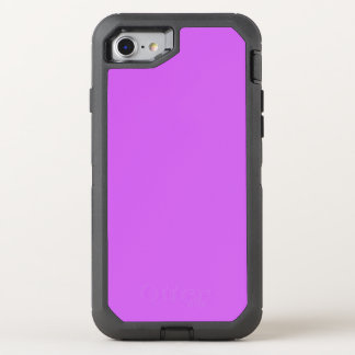 Mittlere Orchideen-Normallack OtterBox Defender iPhone 8/7 Hülle