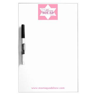 Mittlere trocknen Sie Löschen-Brett mit Stift Memoboard