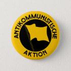 Mittlerer Button: Antikom-Logo Runder Button 5,7 Cm
