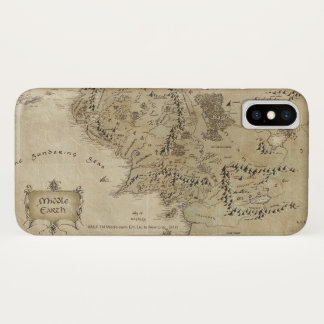 MITTLERES EARTH™ iPhone X HÜLLE