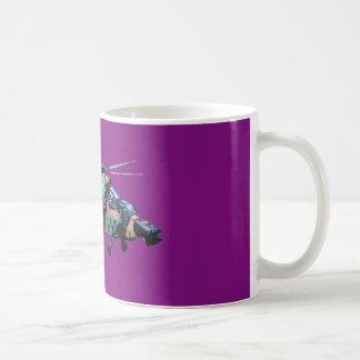 Miulitary Helicopterl Kaffeetasse