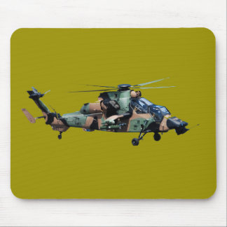 Miulitary Helicopterl Mousepad