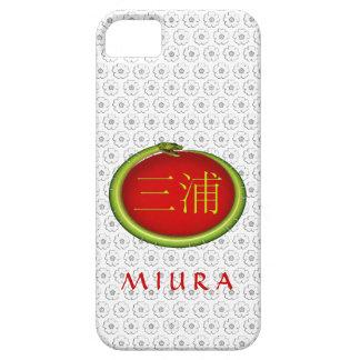 Miura Monogramm-Schlange iPhone 5 Schutzhülle