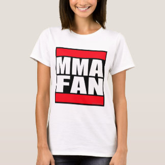 MIXED MARTIAL ARTS-FAN-Mischkriegskünste MIXED T-Shirt