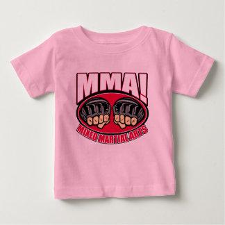 MIXED MARTIAL ARTS Fäuste Baby T-shirt