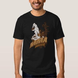 MIXED MARTIAL ARTS Felsen T Shirt