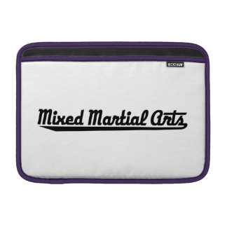 mixed martial arts MacBook sleeves