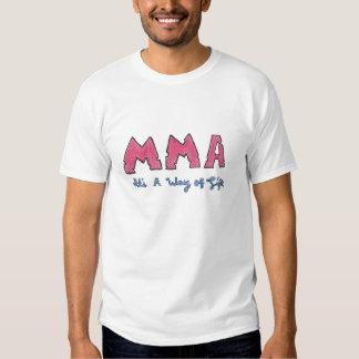 MIXED MARTIAL ARTS ist es eine Lebensart Shirt