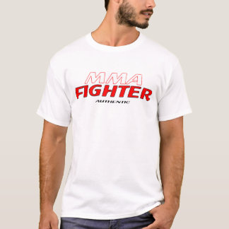 MIXED MARTIAL ARTS-KÄMPFER authentische 4 T-Shirt