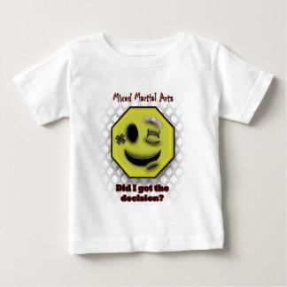 MIXED MARTIAL ARTS Lächeln, erhielt ich die Baby T-shirt