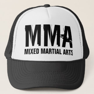 MIXED MARTIAL ARTS Mischkriegskunst-Hut Truckerkappe