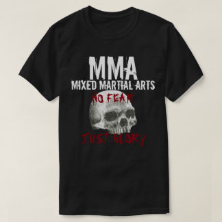 MIXED MARTIAL ARTS Mischkriegskünste kein T-Shirt