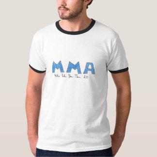 MIXED MARTIAL ARTS Schlags mögen Sie gemein es T Shirt