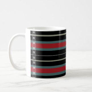 Mizo Stamm-Entwurfs-Tasse Kaffeetasse