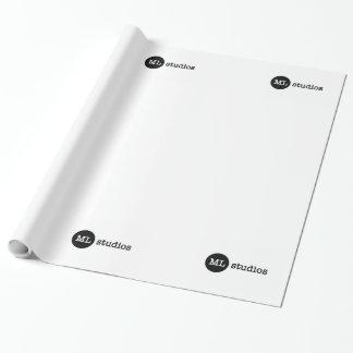 Ml Studio-Weihnachtspapier Geschenkpapier