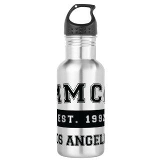 MMCC LA Leichtathletik - Wasser-Flaschen Edelstahlflasche