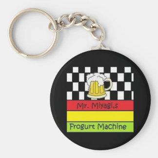 MMFM Bier-Tasse Keychain Schlüsselanhänger