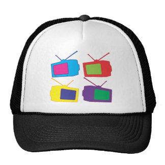 mmhh… Fernsehen Netzmütze