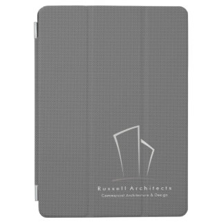MMinimalistic wirkliches Anwesen-Logo (graues iPad Pro Hülle