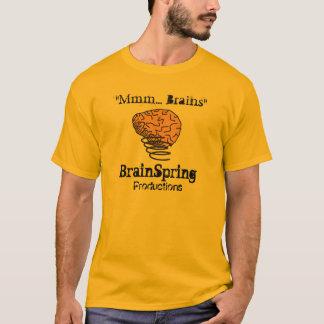 Mmm… mehr Gehirne T-Shirt
