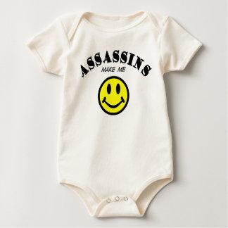MMS: Meuchelmörder Baby Strampler