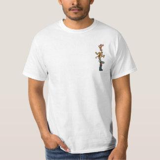 MMZ Totem - Hauptentwurf 3 (gefärbt) T - Shirt