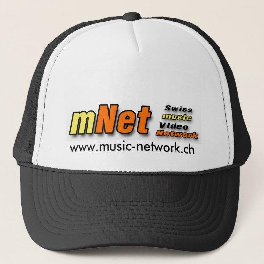mNetCap Truckerkappe