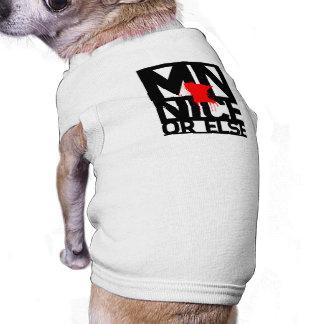 MNice oder sonst Haustier-Shirt Shirt