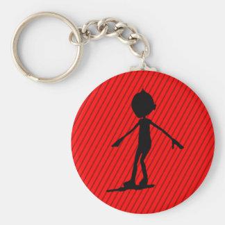 Mo9 Schatten Keychain Schlüsselanhänger