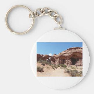 Moab-Felsen Schlüsselanhänger