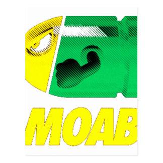 Moab Postkarte